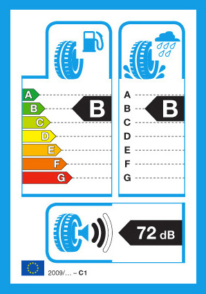 Tyre label image - Tyres Henlow